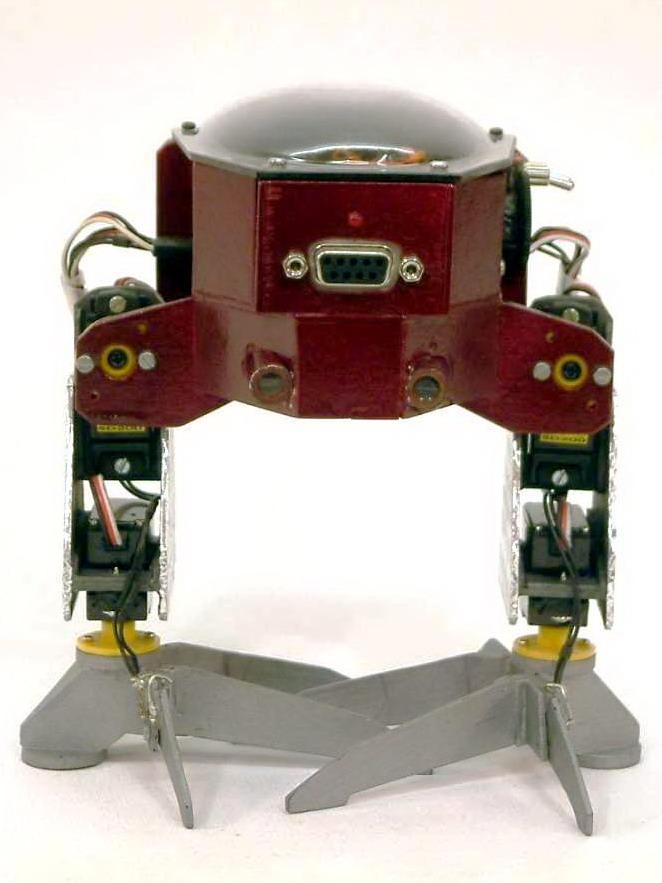 Site map - : Mech-Ai : Foundation Robotics : David Buckley : Robot